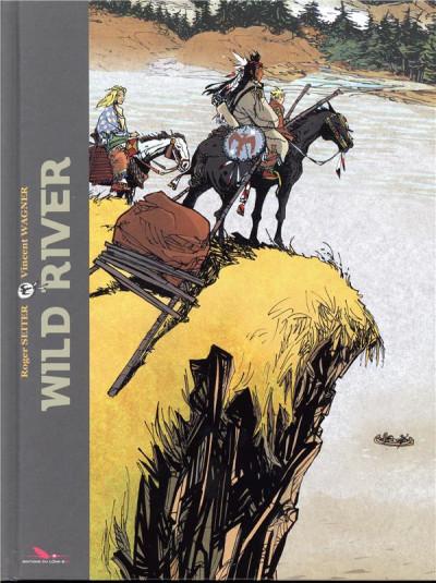 Couverture Wild river - intégrale