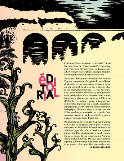 Page 4 La revue dessinée tome 11