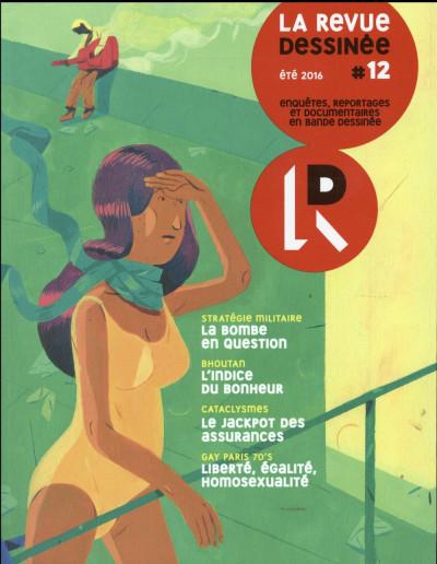 image de La revue dessinée tome 12