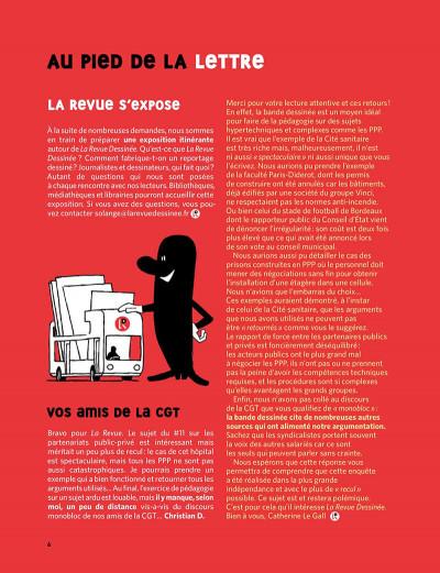 Page 5 La revue dessinée tome 12