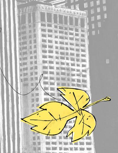 Page 3 La revue dessinée tome 13