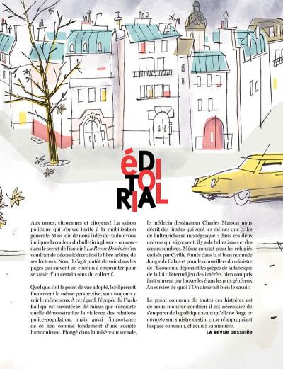 Page 5 La revue dessinée tome 13