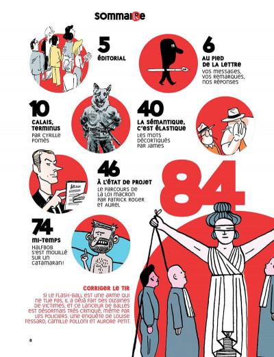Page 8 La revue dessinée tome 13