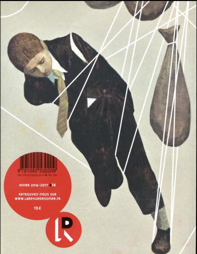 Dos La revue dessinée tome 14 - hiver 2016-2017