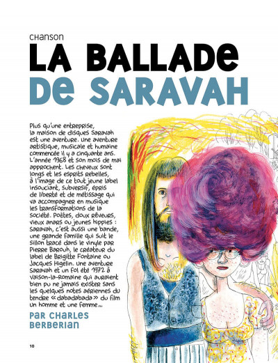 Page 9 La revue dessinée tome 14 - hiver 2016-2017
