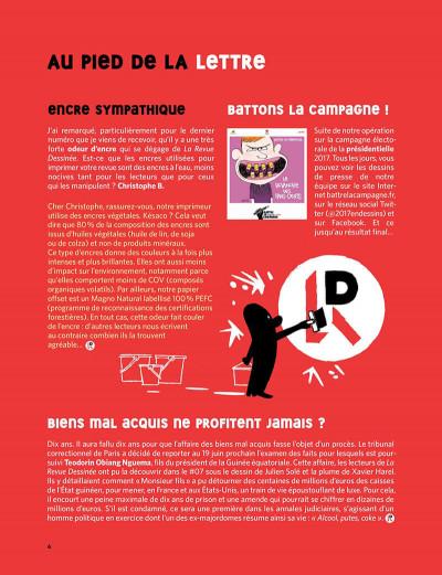 Page 5 La revue dessinée tome 15