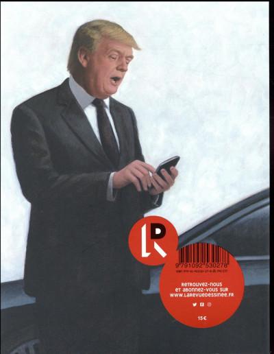 Dos La revue dessinée tome 17