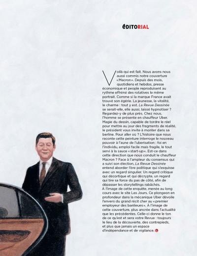 Page 2 La revue dessinée tome 17