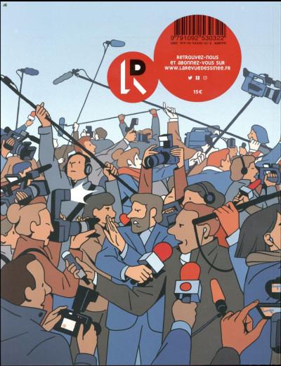 Dos La revue dessinée tome 19