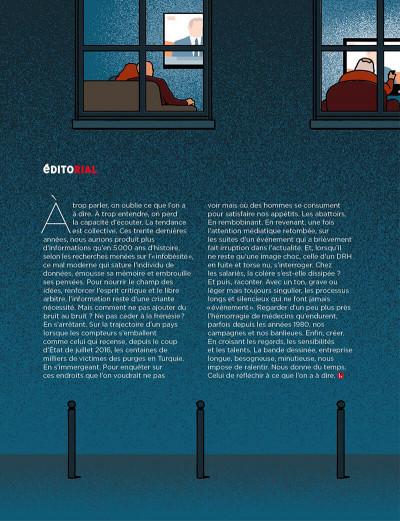 Page 2 La revue dessinée tome 19