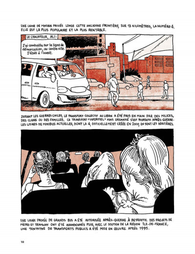 Page 9 La revue dessinée tome 19