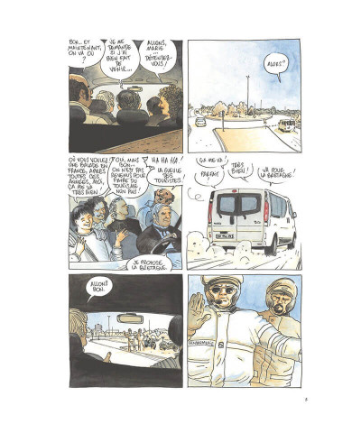 Page 8 La balade nationale - les origines