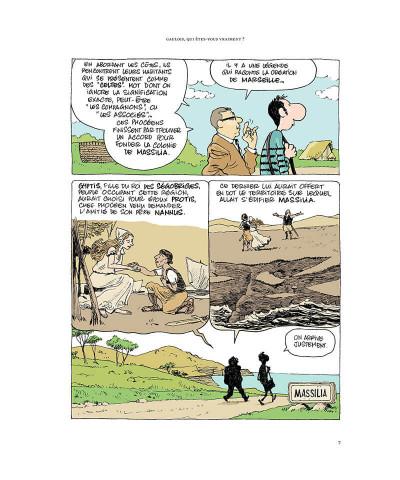 Page 0 L'enquête gauloise - de Massilia à Jules César