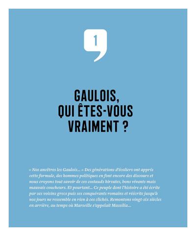 Page 5 L'enquête gauloise - de Massilia à Jules César