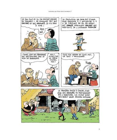 Page 8 L'enquête gauloise - de Massilia à Jules César