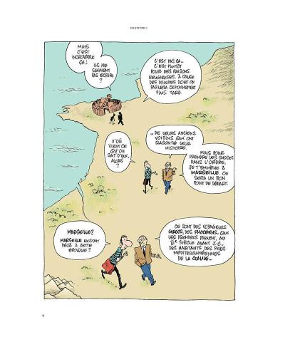 Page 9 L'enquête gauloise - de Massilia à Jules César
