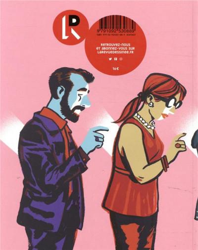 Dos La revue dessinée tome 29