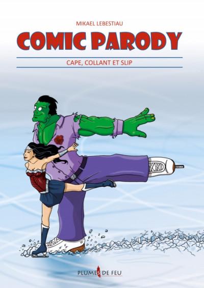 Couverture Comic Parody tome 1