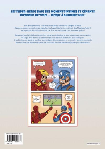 Dos Comic Parody tome 2