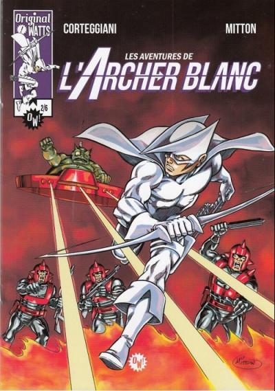 image de L'archer blanc tome 2