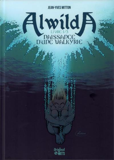 Couverture Alwilda tome 1