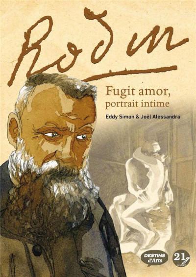 Couverture Rodin - Fugit Amor - Portrait intime d'Auguste Renoir