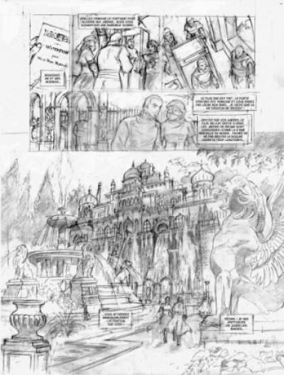 Page 3 Uchronie(s) New Byzance - Tirage de tête
