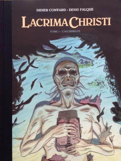 image de Lacrima Christi - tirage de luxe tome 1