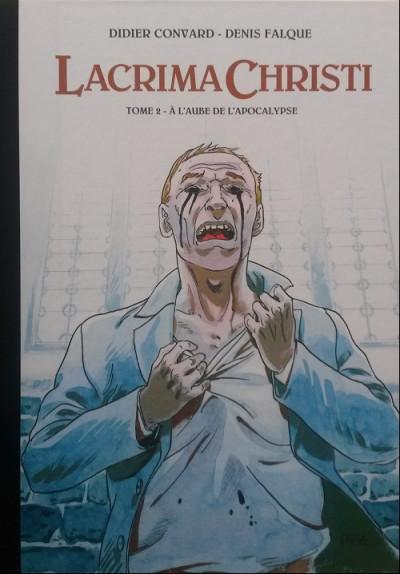 Couverture Lacrima Christi - tirage de luxe tome 2