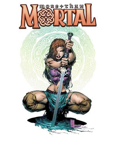 Couverture More than mortal tome 1