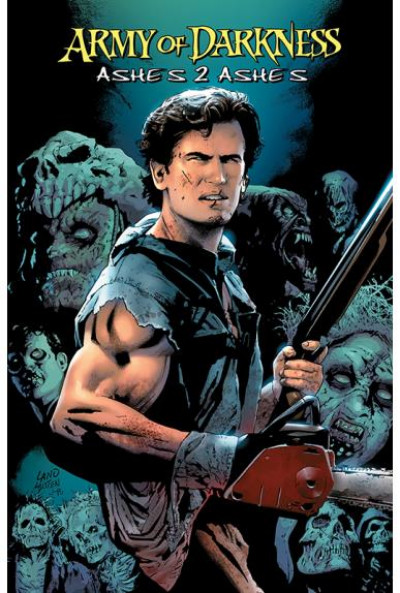 Couverture Army of darkness - Ashes 2 Ashes