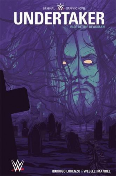 Couverture WWE - Undertaker