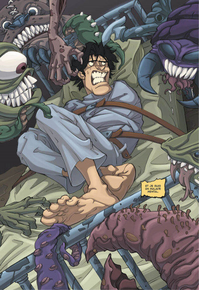 Page 9 Army of darkness vs reanimator