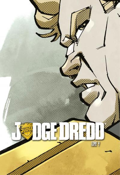 Page 1 Judge Dredd tome 4