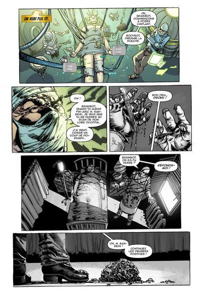 Page 6 Judge Dredd tome 4