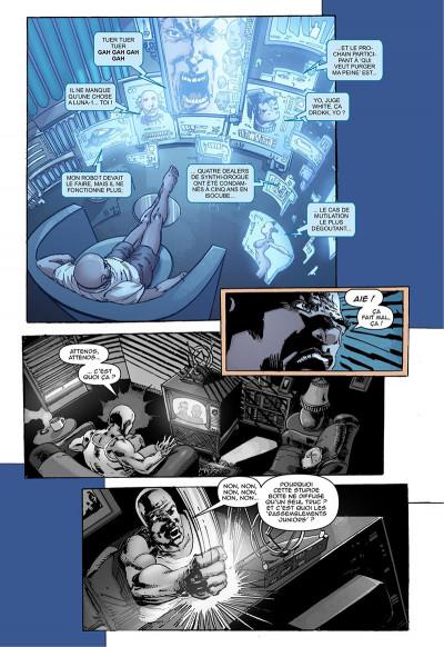 Page 7 Judge Dredd tome 4