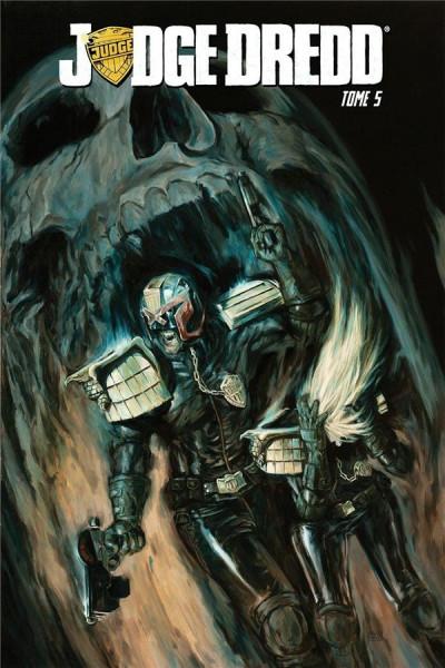 Couverture Judge Dredd tome 5