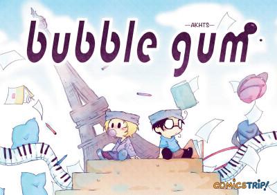 Couverture Bubble gum tome 1