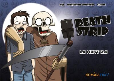 Couverture Death Strip 2.0