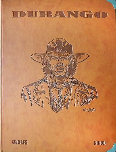 Couverture Durango - tirage de tête n&b tome 16