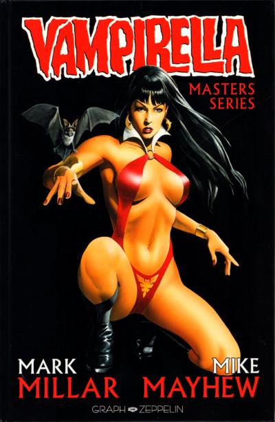 Couverture Vampirella - Masters series