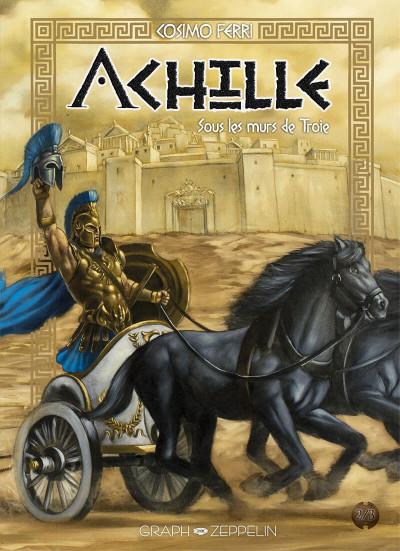 Couverture Achille tome 2