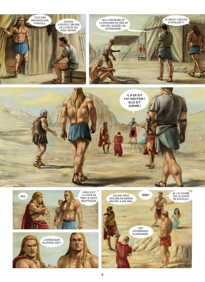 Page 9 Achille tome 2