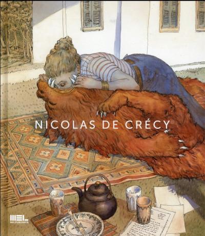 Couverture Nicolas de Crécy