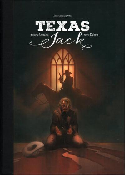 Couverture Texas Jack - tirage de tête