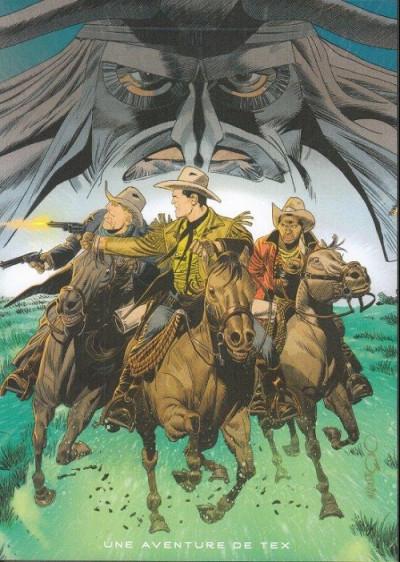 Couverture Tex (Black & White) tome 1