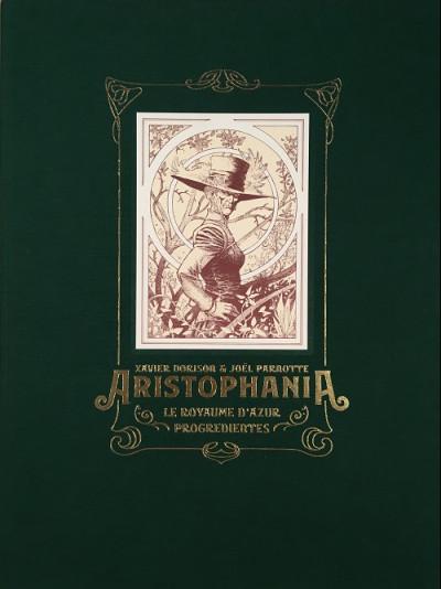 Couverture Aristophania - intégrale tomes 1 et 2