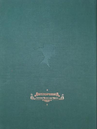 Dos Aristophania - intégrale tomes 1 et 2