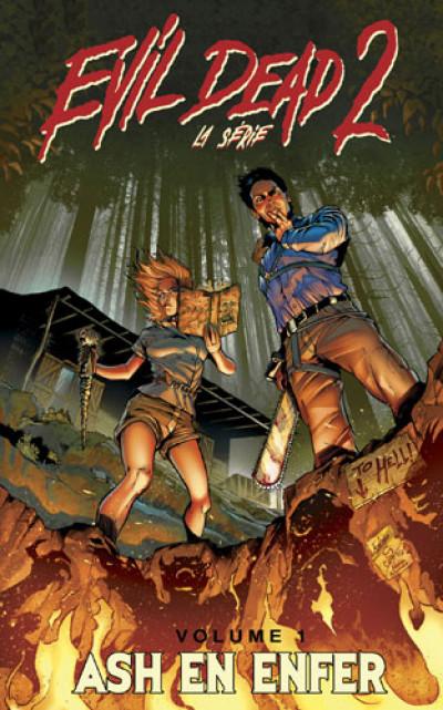 Couverture Evil dead 2 tome 1