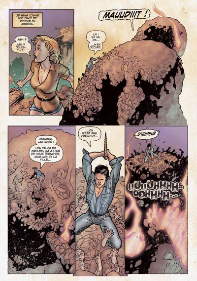 Page 1 Evil dead 2 tome 1